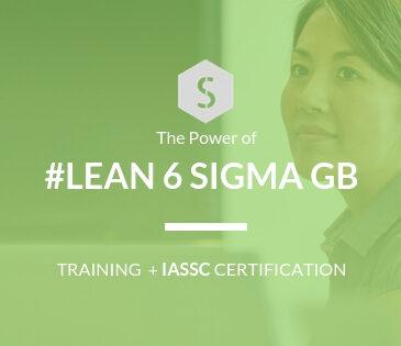 Certified Lean Six Sigma Green Belt (LSSGB)