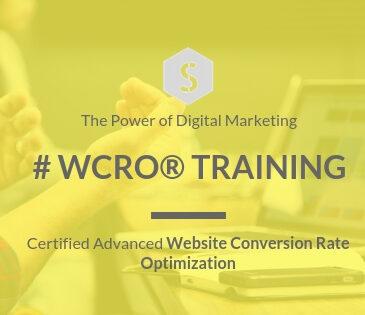 Certified Advanced Website Conversion Rate Optimization (CRO)