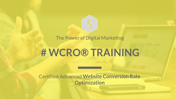 Certified Advanced Website Conversion Rate Optimization (CRO)