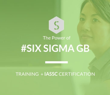 Certified Six Sigma Green Belt (SSGB)