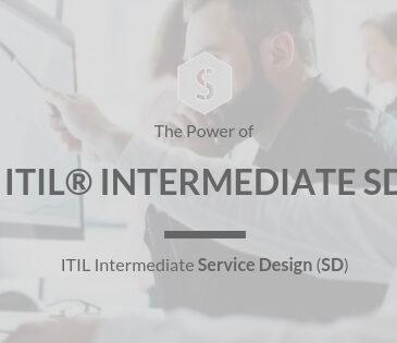 Certified ITIL® Intermediate SD