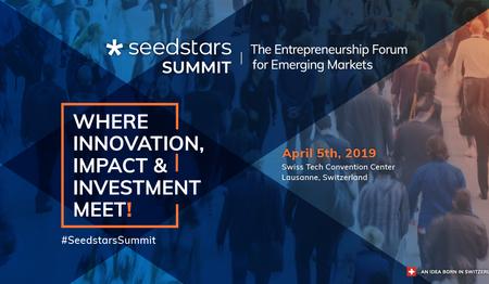 Skilltec invited at the Seedstars Summit