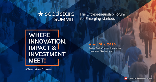 Skilltec invited at the Seedstars Summit
