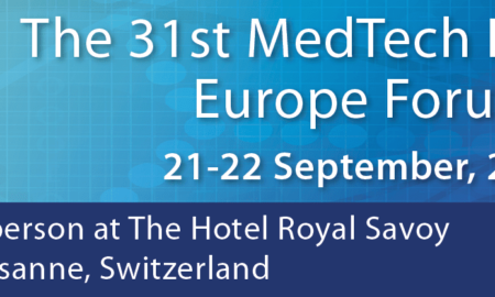 31st MedTech Investing Europe